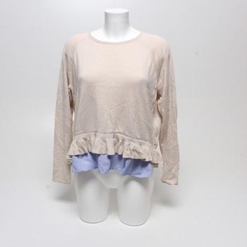 Dámský pulovr Only se spodní halenkou