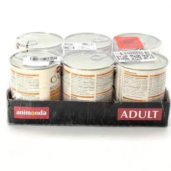Konzervy Animonda Carny Adult 83734 6 ks