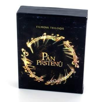 DVD Pán prstenů: Filmová trilogie