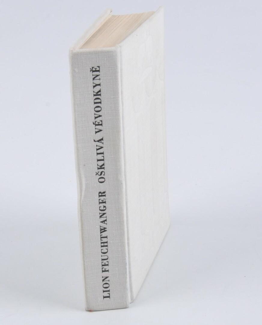 Kniha Lion Feuchtwanger: Ošklivá vévodkyně