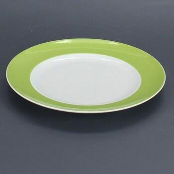 Porcelánový talíř THOMAS Sunny Day zelený