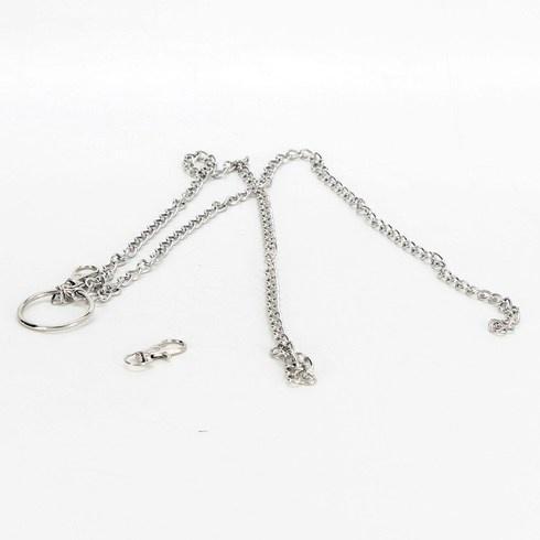 Řetěz na kalhoty s karabinou Zoylink