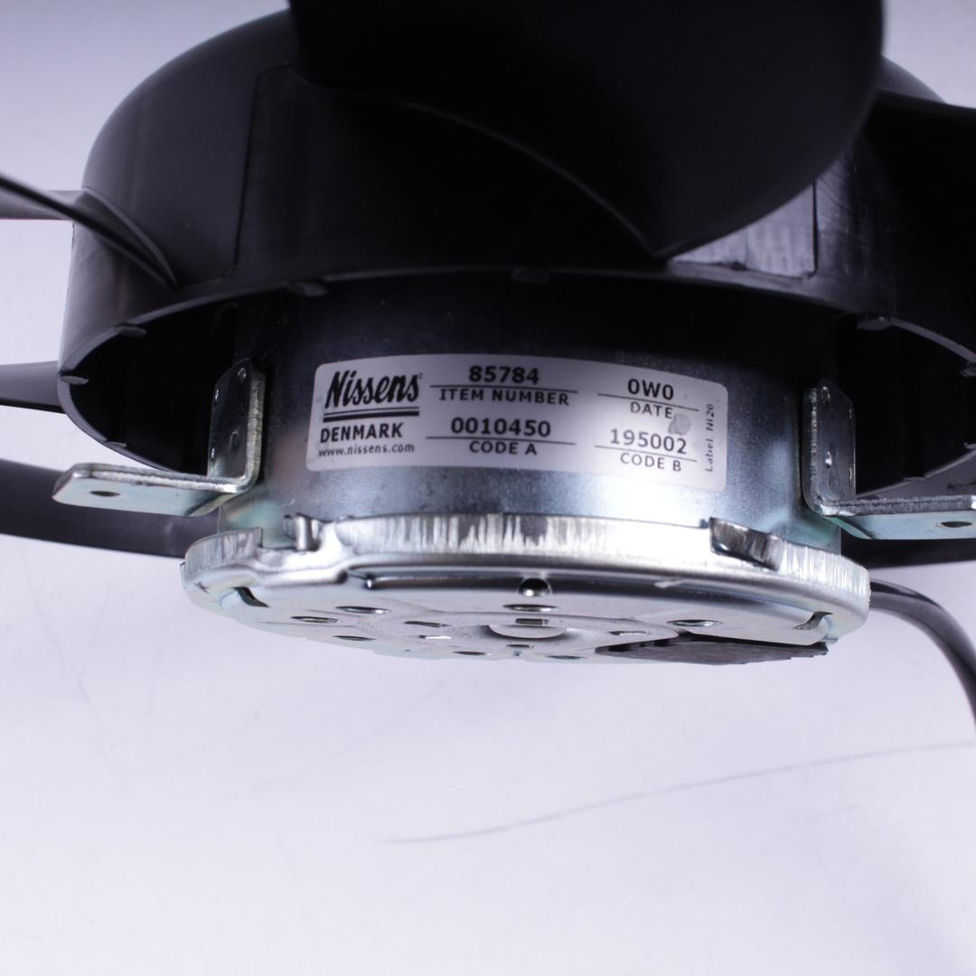 Ventilátor Nissens 85784 chlazení motoru
