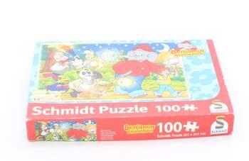 Dětské puzzle Schmidt se slonem Benjaminem