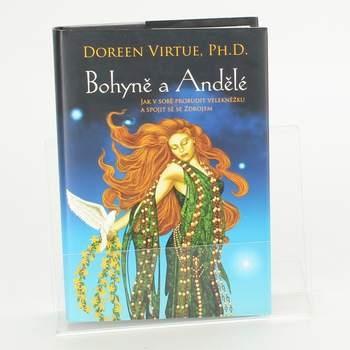 Kniha Bohyně a andělé Doreen Virtue Ph. D.