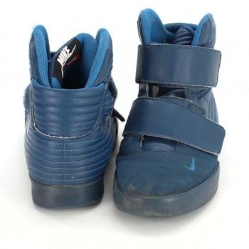 Pánské kotníkové boty Nike modré