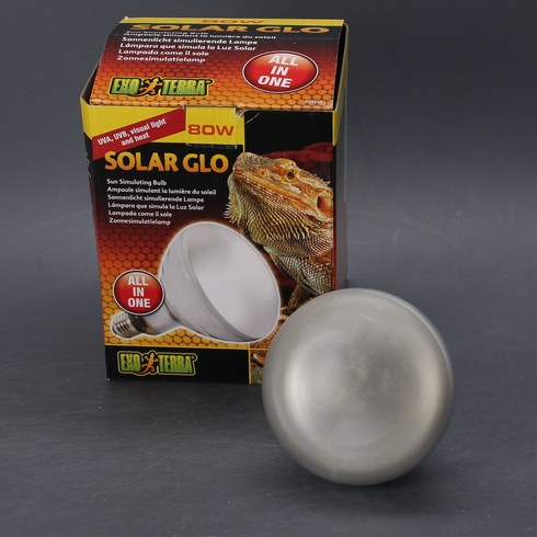 Žárovka EKO Terra Solar Glo