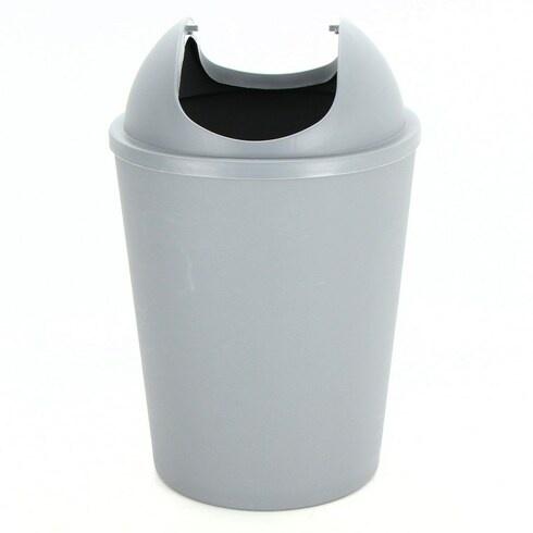 Odpadkový koš Kela odstín šedé