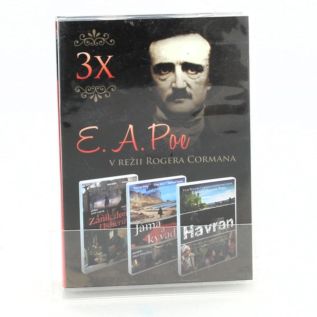 DVD filmy E.A.Poe