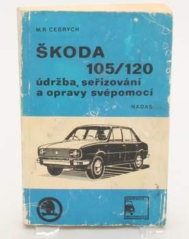 Kniha Škoda 105/120 údržba a opravy