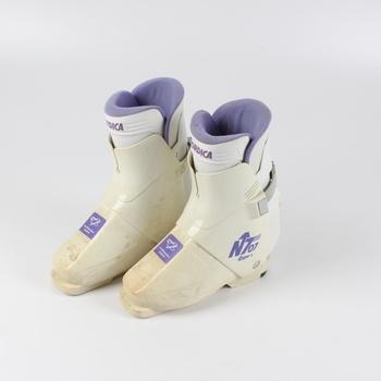 Dámské lyžařské boty Nordica N707