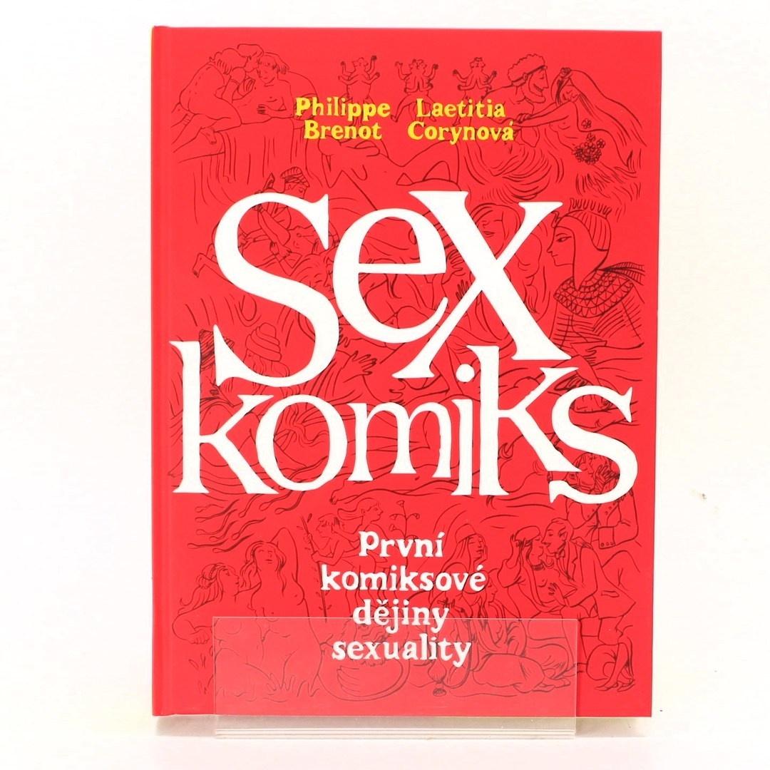 Kolektiv autorů: Sex komiks