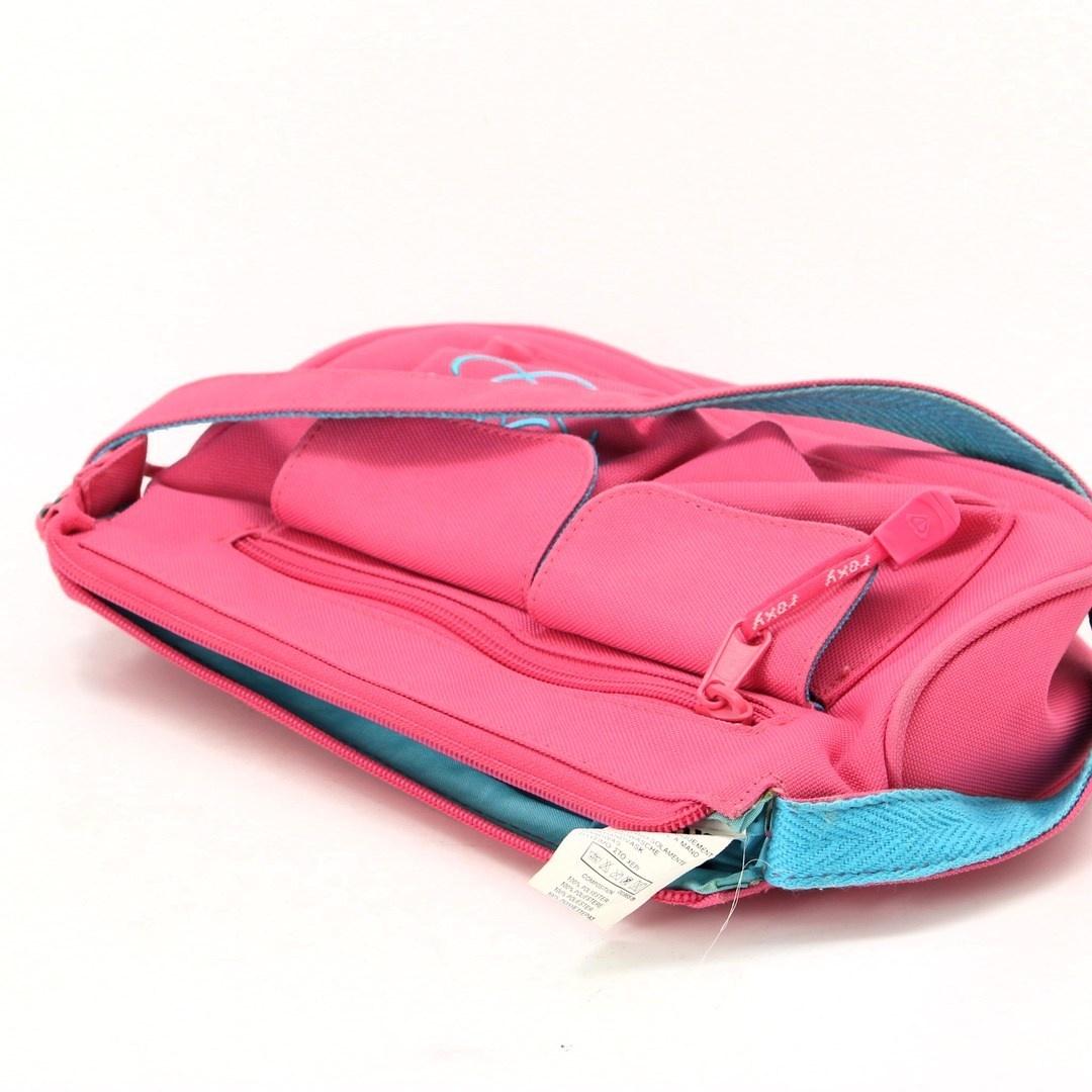 Dámská kabelka Roxy růžová