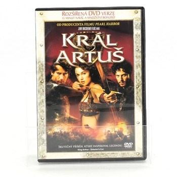 DVD film Warner Bros Král Artuš