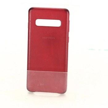 Ochranný kryt Samsung Galaxy S10 červený