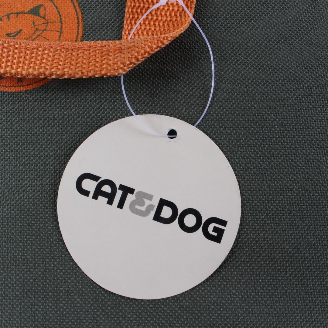 Kartáč pro psy CAT&DOG černý