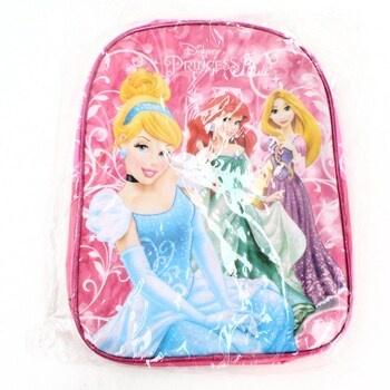 Dětský batoh Disney Princezny růžový