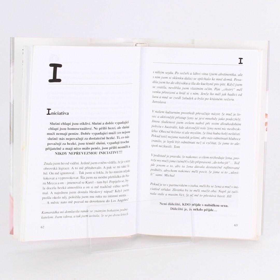 Kniha Jitka Asterová: Sexy život