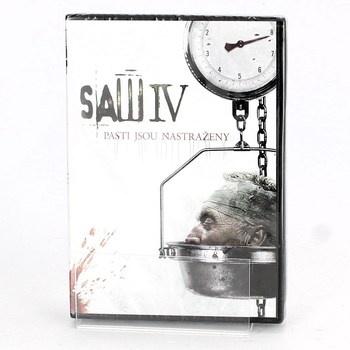 DVD Saw IV Pasti jsou nastraženy