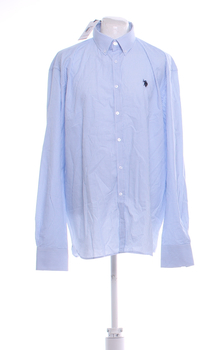 Pánská košile U.S. Polo Assn. modrá XXXL