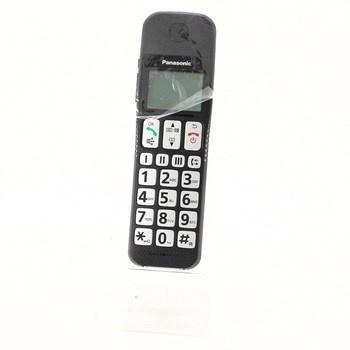 Telefonní přístroj Panasonic TGE110 JTB