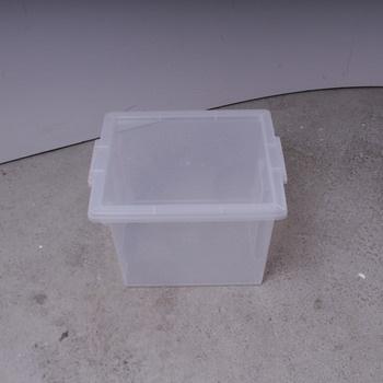 Box s víkem Iris Useful Storage Box