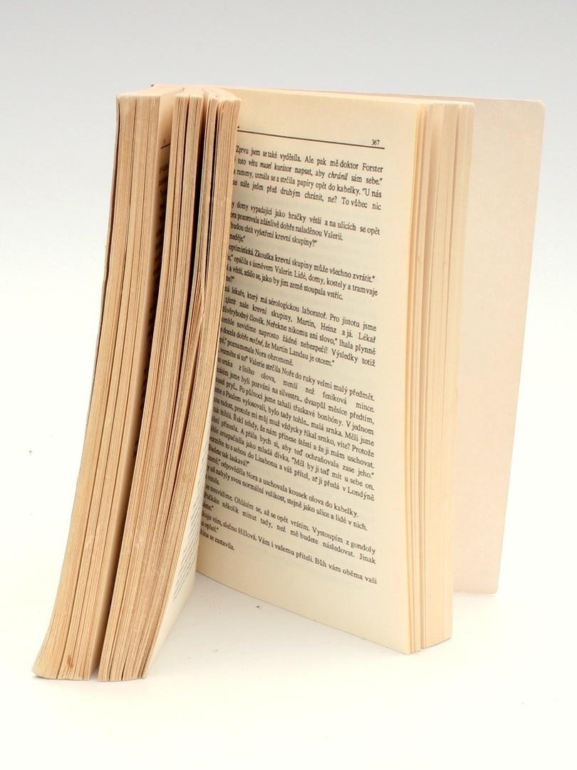 Kniha Johannes Mario Simmel: A Jimmy šel za duhou