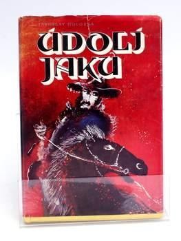 Kniha Albatros Údolí Jaků Jaroslav Hovorka