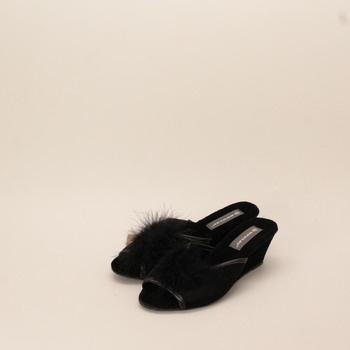 Dámské domácí boty Dunlop Heel