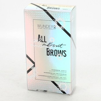 Řasenka Wunder All about brows
