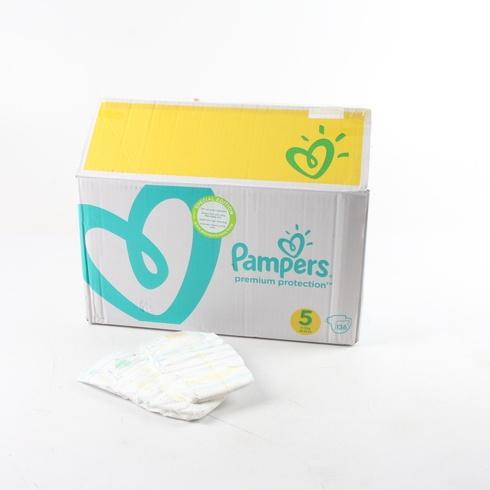 Pleny Pampers premium protection 5