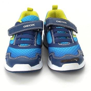 Dětské botasky Geox modré