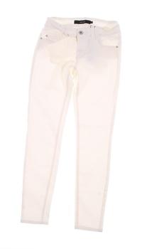 Dámské džíny Vero Moda bílé