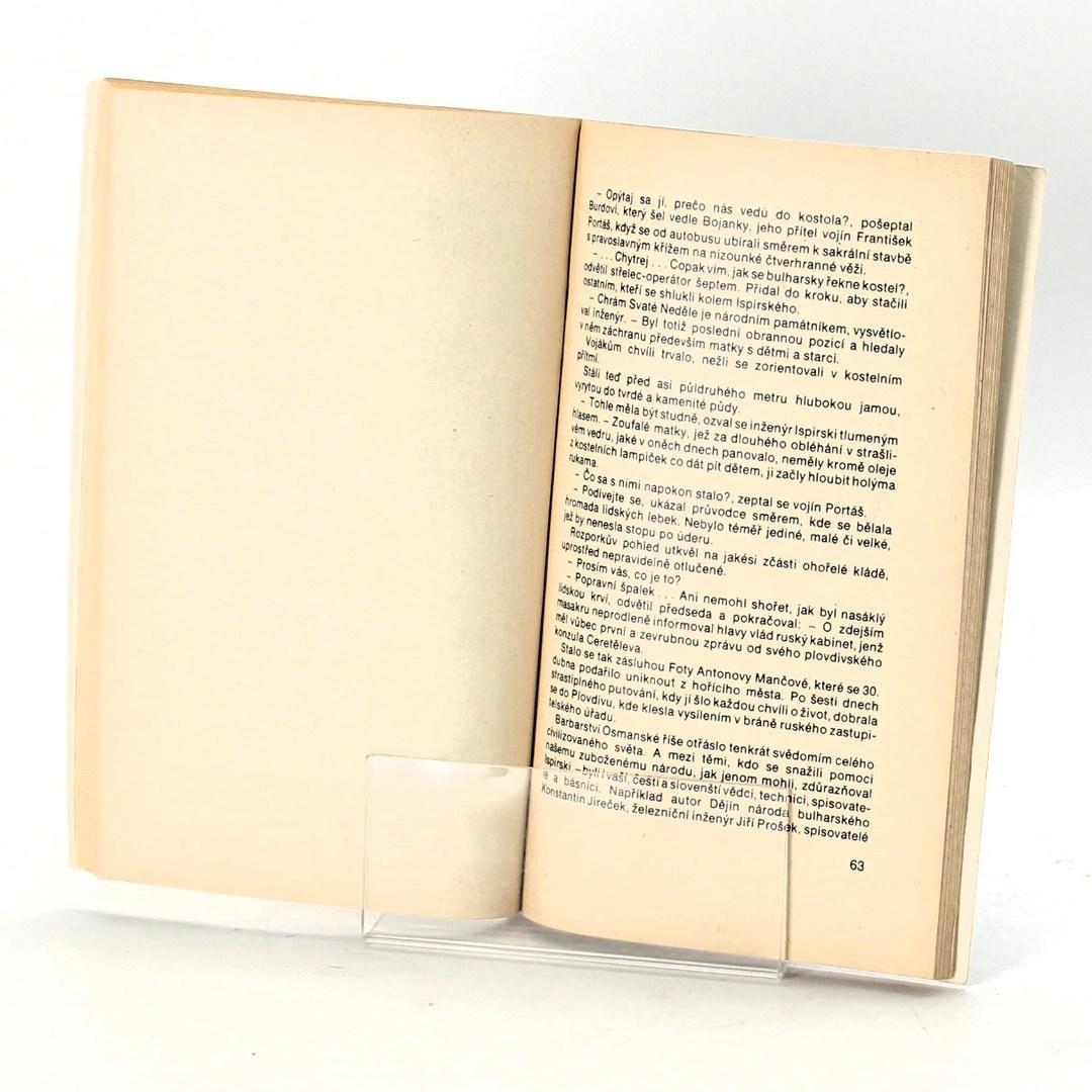 Kniha Cestující z Arrabony