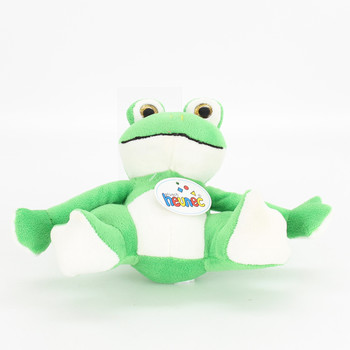 Plyšová žába Heunec 15 cm