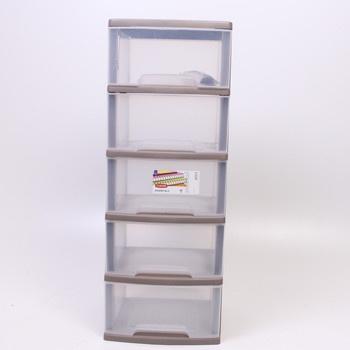 Plastový regál Essentials