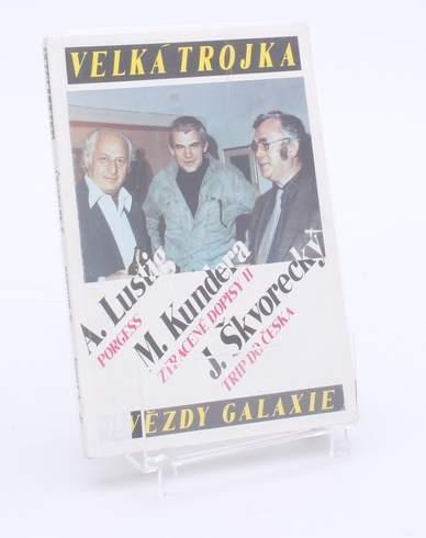 Kniha Velká trojka