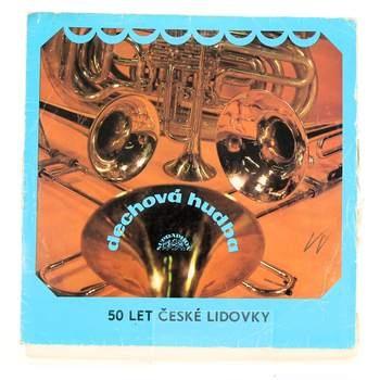 Gramofonová deska Dechová hudba: 50 let