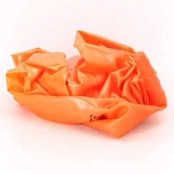 Skákací míč značky John oranžové barvy
