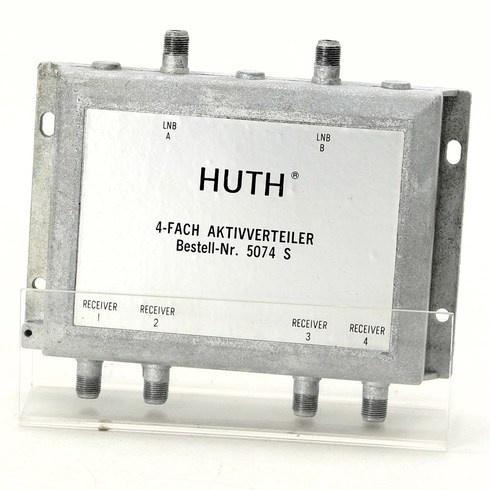 Rozdělovač TV antény HUTH 5074 S