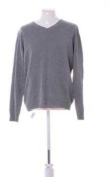 Pánský šedivý svetr Reserved