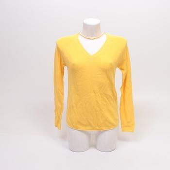 Dámský svetr Vero Moda žlutý
