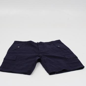 Pánské šortky Find AMF013 modré