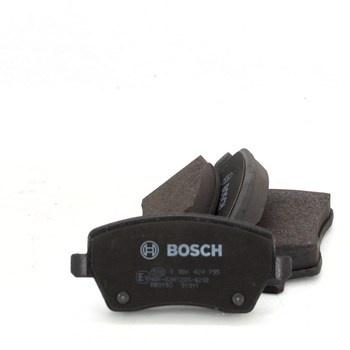 Sada brzdových destiček Bosch 986424795