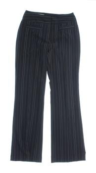 Dámské společenské kalhoty proužek Yessica