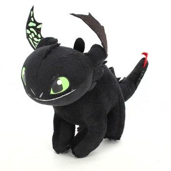 Plyšák Dragon Jak vycvičit draka 3