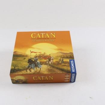 Desková hra Kosmos Catan města a rytíři