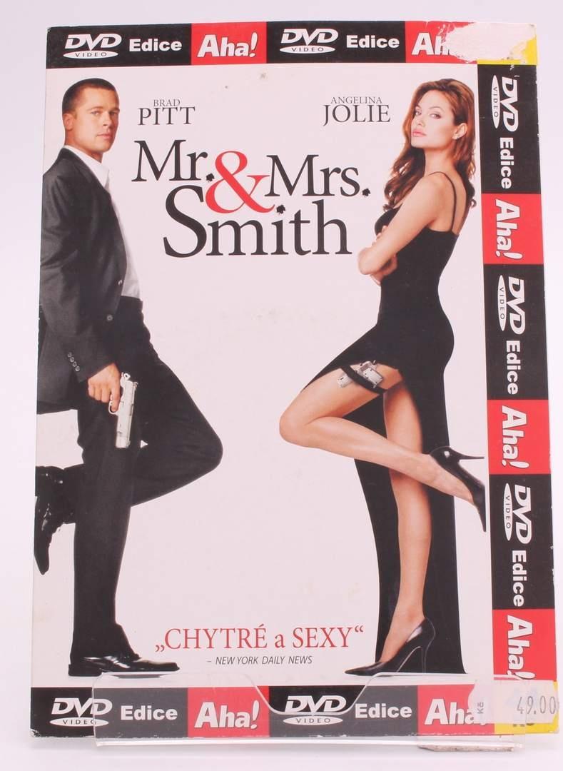 DVD Mr.&Mrs.Smith