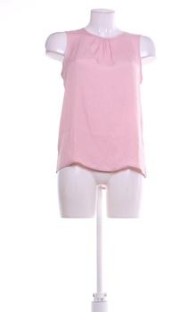 Dámský top růžový Vero Moda
