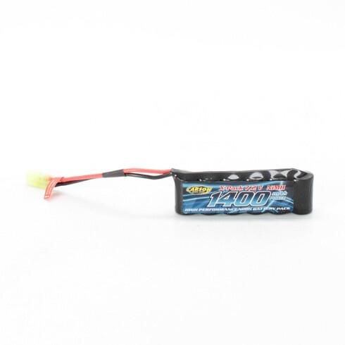 Baterie Carson do RC modelů 1400mAh
